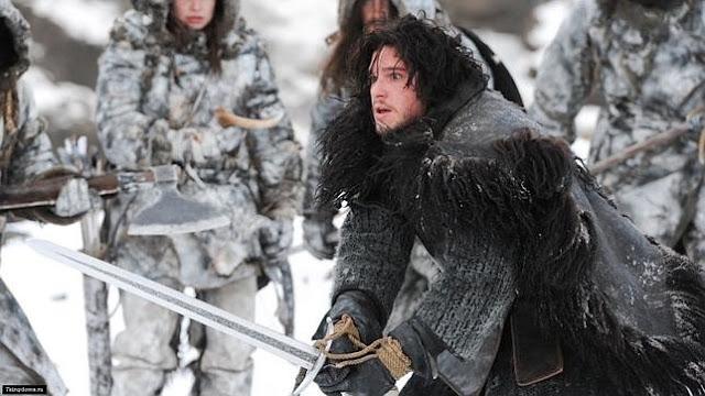 Jon Nieve, Juego de Tronos