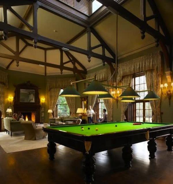 Billiard Rooms: 25 Great Designs Of Billiards Room