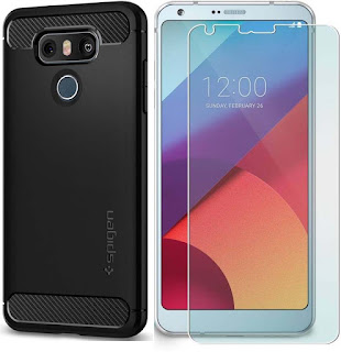 LG G6 Best Tempered Glass Screen Protector Cases and Covers