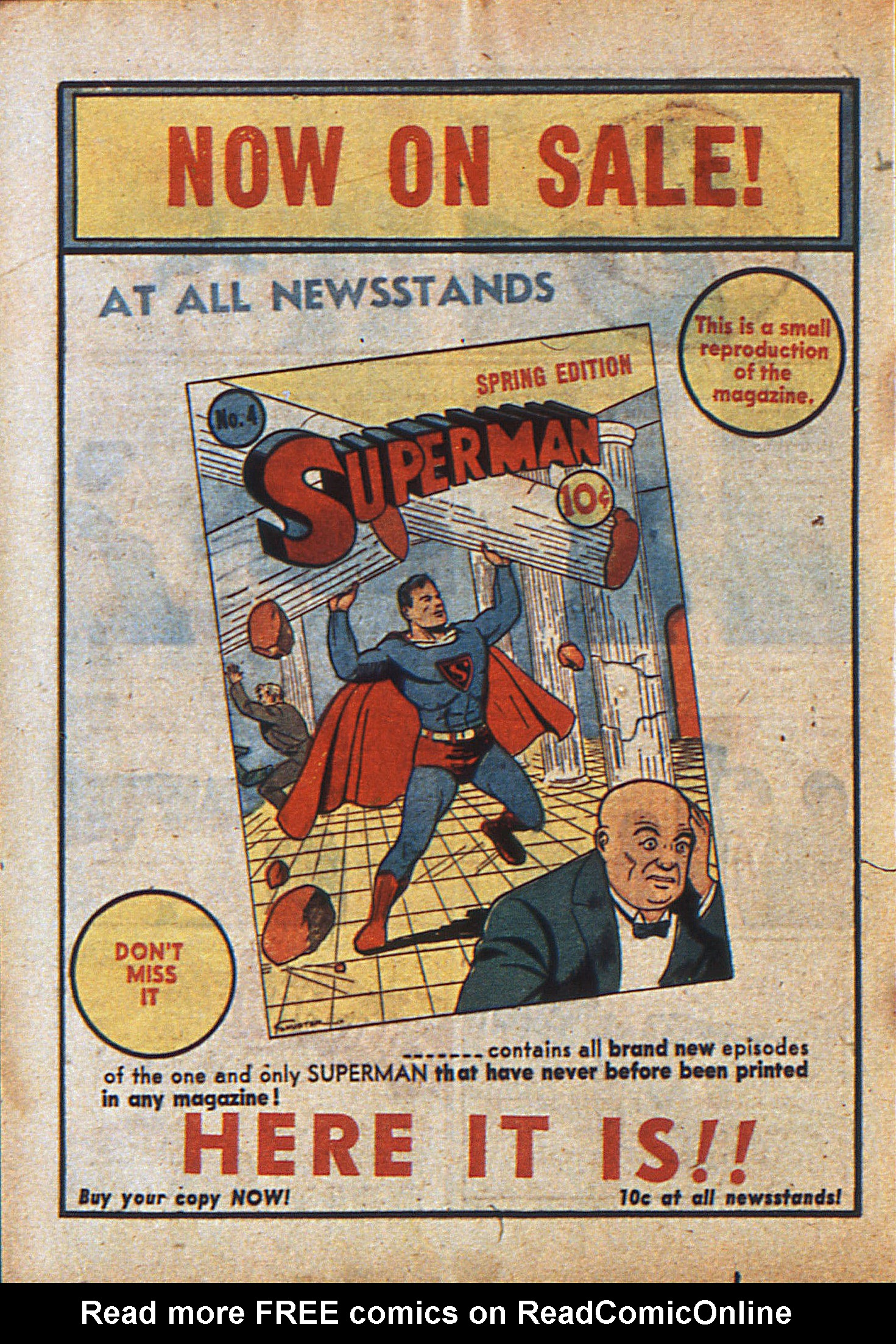 Read online Action Comics (1938) comic -  Issue #23 - 17