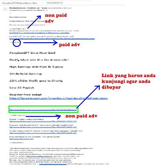 Situs Terbaik untuk Dapatkan Dibayar untuk Baca Email