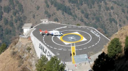Vaishno Devi Yatra - Mata Vaishno Devi Helicopter Booking