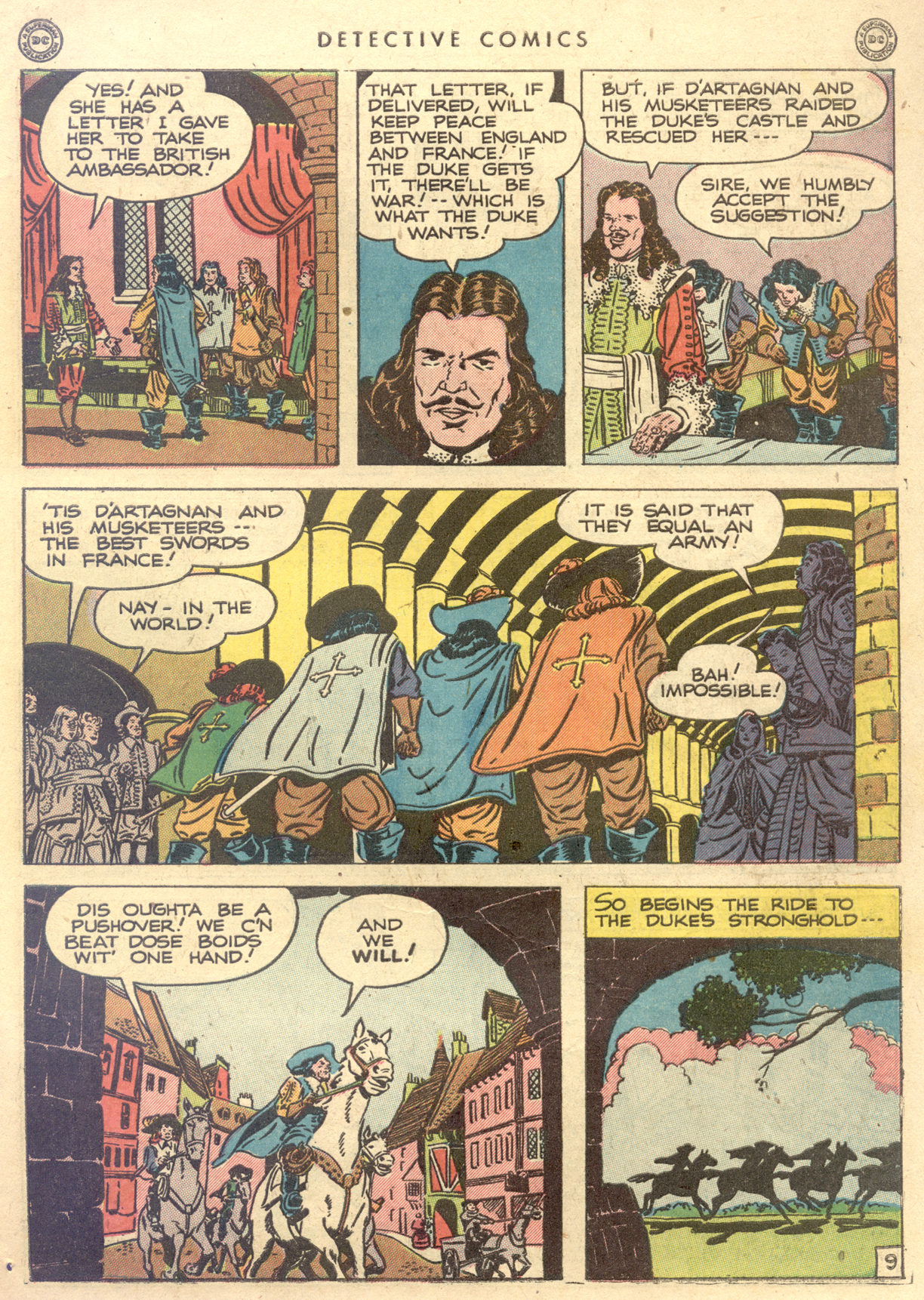 Read online Detective Comics (1937) comic -  Issue #122 - 45