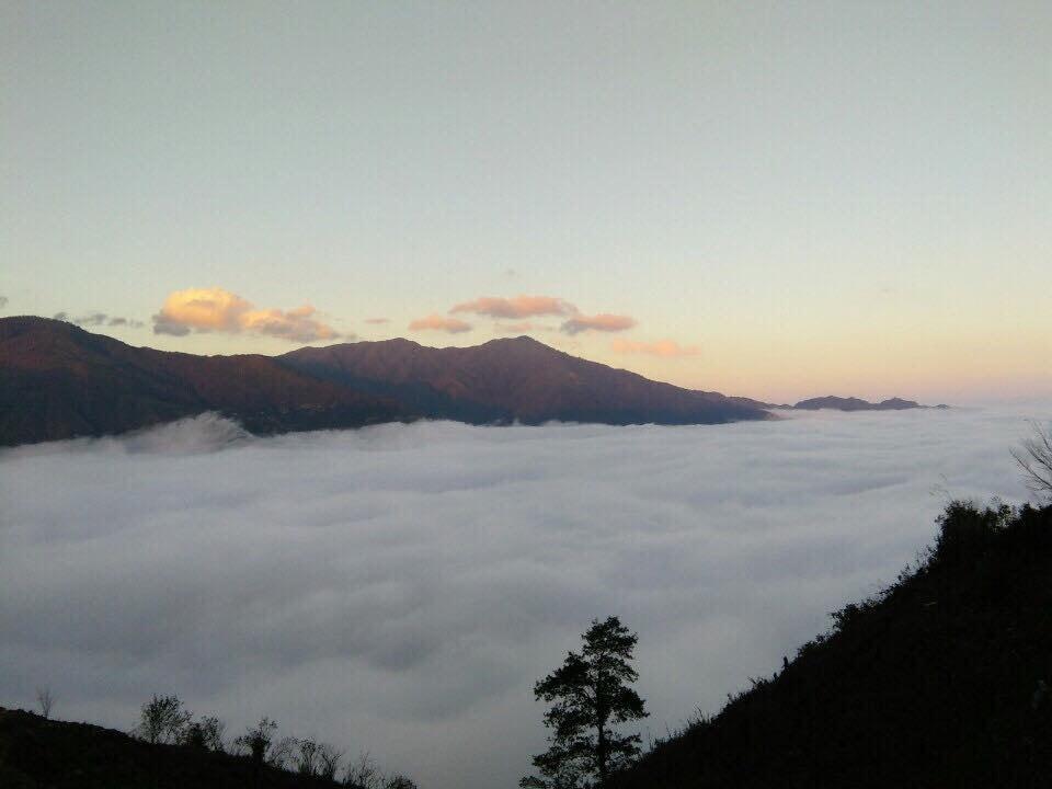 Săn mây Tà Xùa ngỡ như lạc vào chốn 'thiên đường'