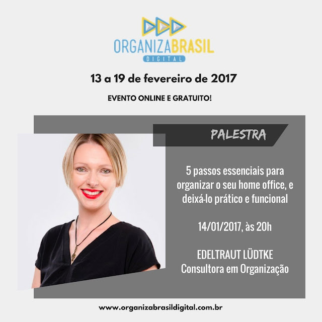 Minha palestra no Organiza Brasil Digital