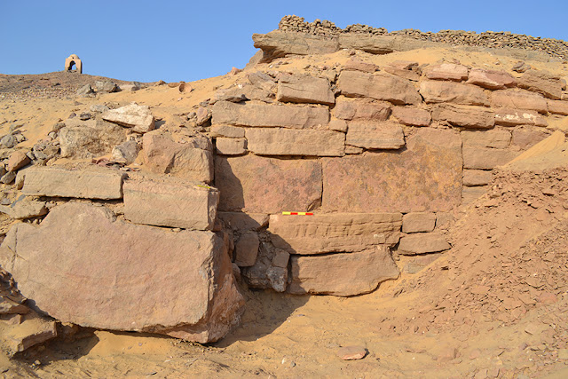 New ancient tombs discovered at Qubbet el-Hawa in Aswan