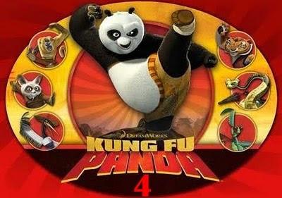 Kung Fu Panda 4 Filme