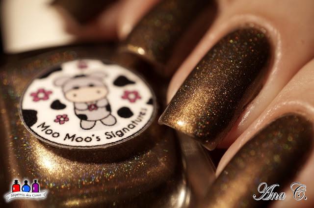 Moo Moo's Signatures, Chasing Tumbling Tumbleweeds