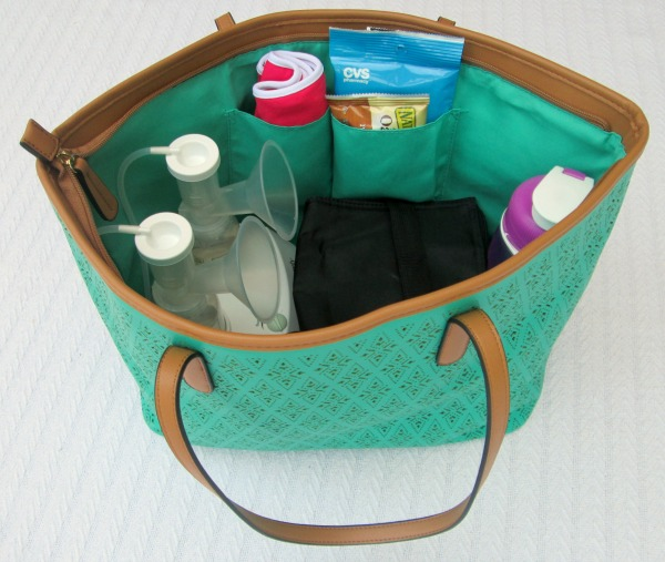 Pumping essentials for pumping breastmilk at work: What to include in your pump bag