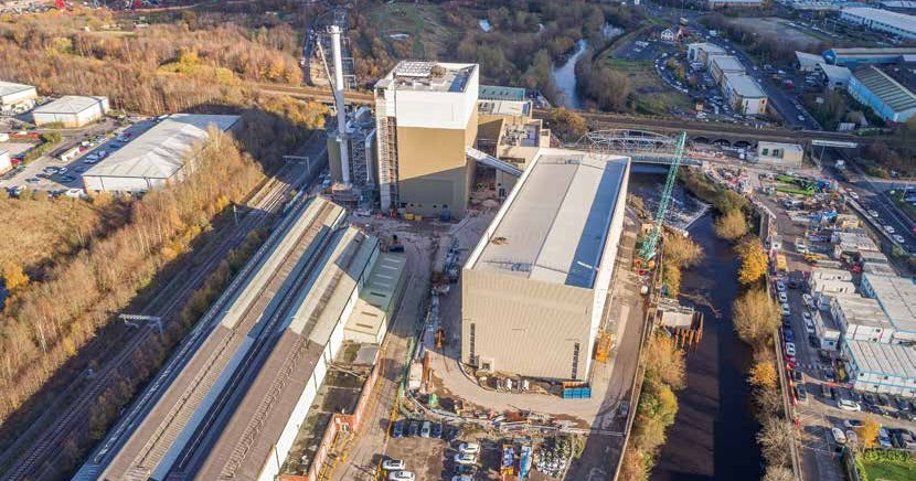 rotherham business news news construction phase complete