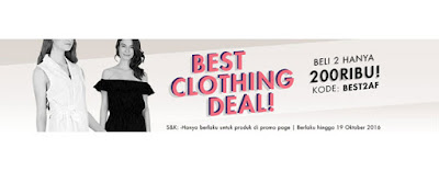 Best Clothing Deal - Berrybenka