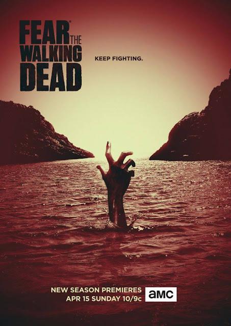 Fear the Walking Dead: poster della Stagione 4