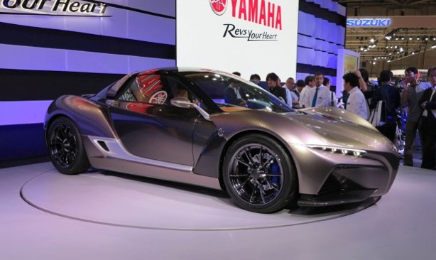Yamaha Ready  Make Splash with SportCar Product
