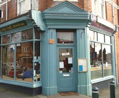 Word In Veg Ways: Manic Organic Cafe (Kings Heath) Review