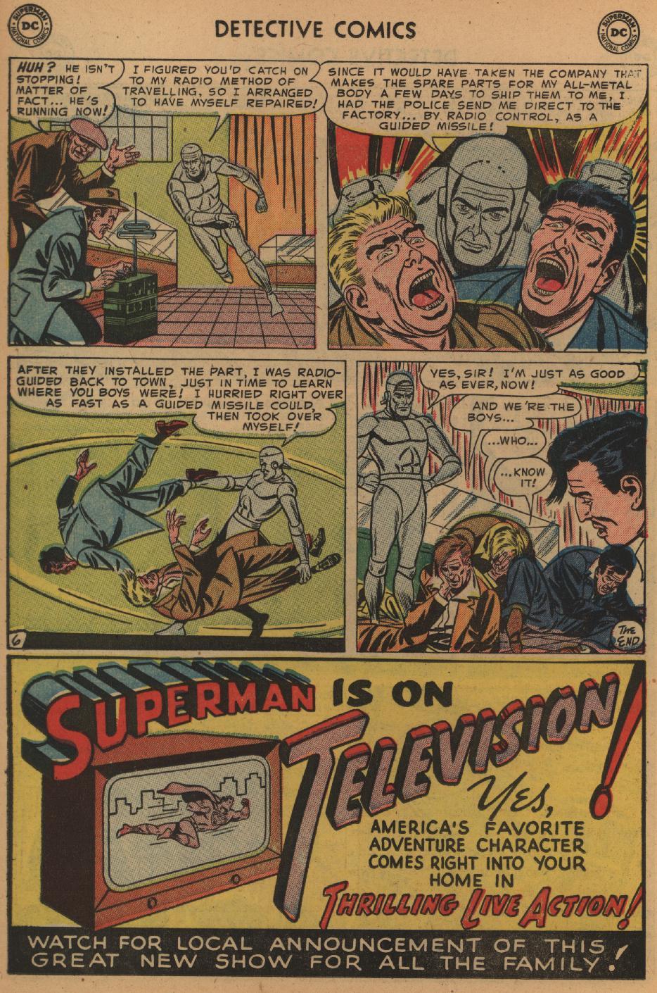 Detective Comics (1937) 195 Page 29