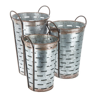 cheap olive buckets