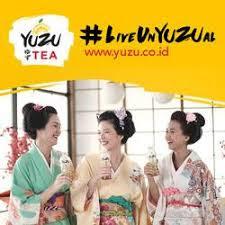Tips Makan Siang Makin Enak Ditemani Yuzu Tea