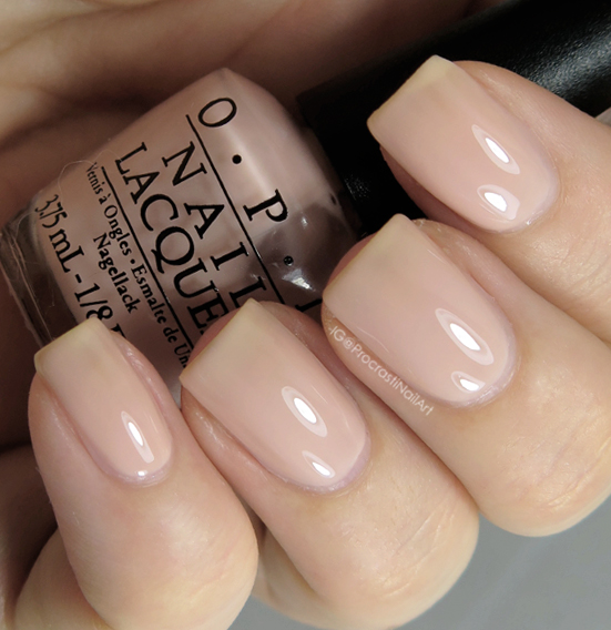 OPI Bubble Bath from the 2002 Soft Shades Sheer Romance Collection