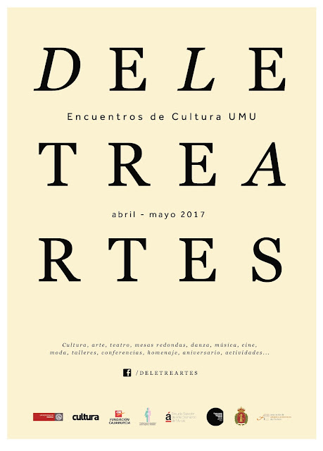 DELETREARTES. abril - mayo 2017.