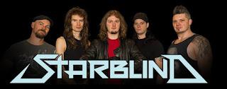 Το promo video των Starblind για το νέο τους album που θα κυκλοφορήσει το 2017
