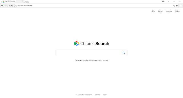 Chromesearch.today (Hijacker)