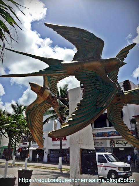 Praça de Cozumel