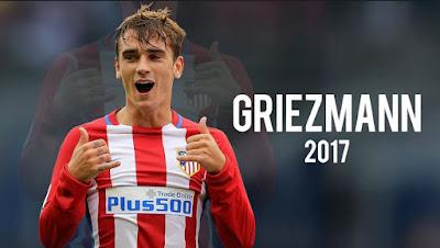 Atletico Resmi Perpanjang Kontrak Griezman