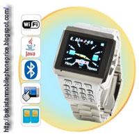 WiFi Watch Phone X8