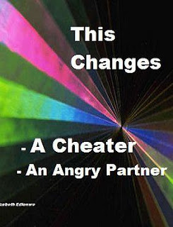This changes a cheater or an angry partner - how-to by Elizabeth Edionwe