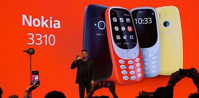 Nokia 3310 versi terbaru