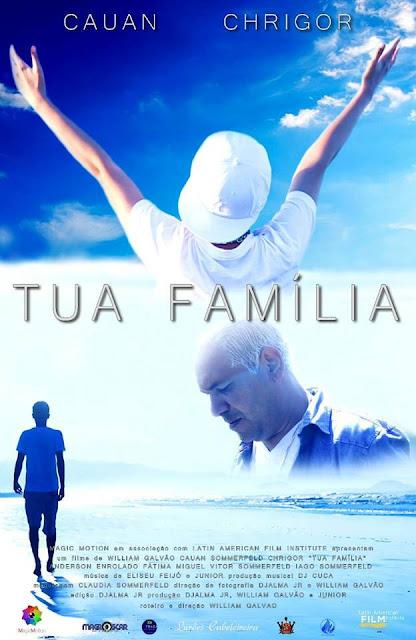 """Cauan Sommerfeld lança o clipe """"Tua Familia"""" em parceria com Chrigor"""