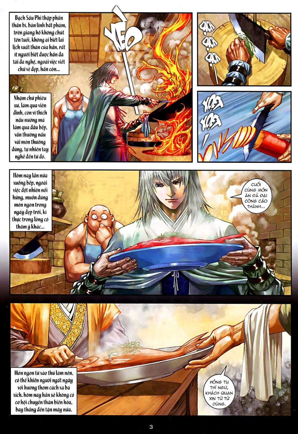 Ôn Thuỵ An Quần Hiệp Truyện Phần 2 chapter 30 trang 4