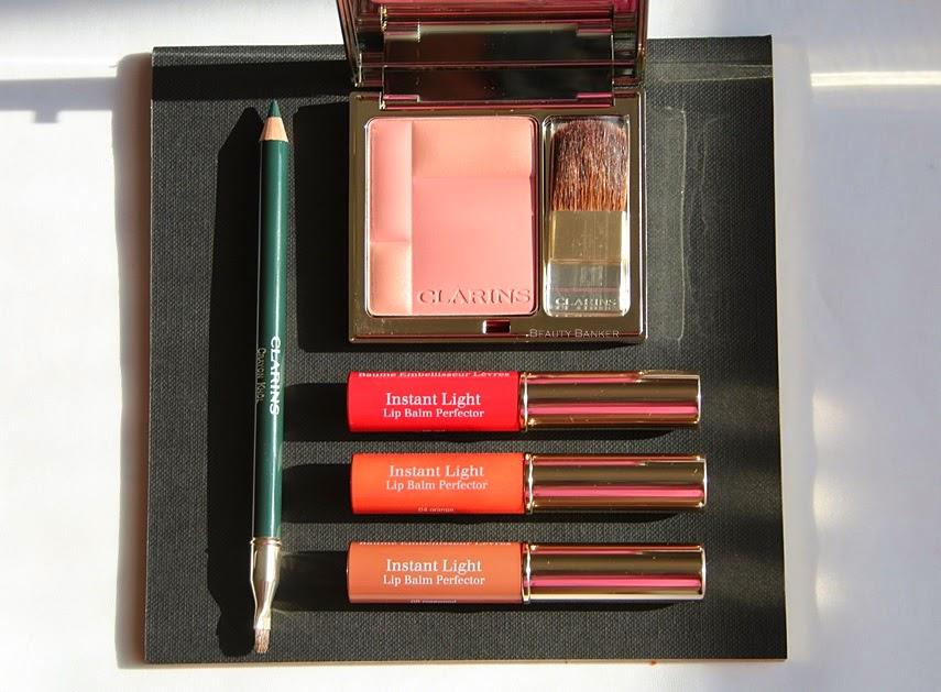 Clarins Garden Escape Makeup Collection 2015