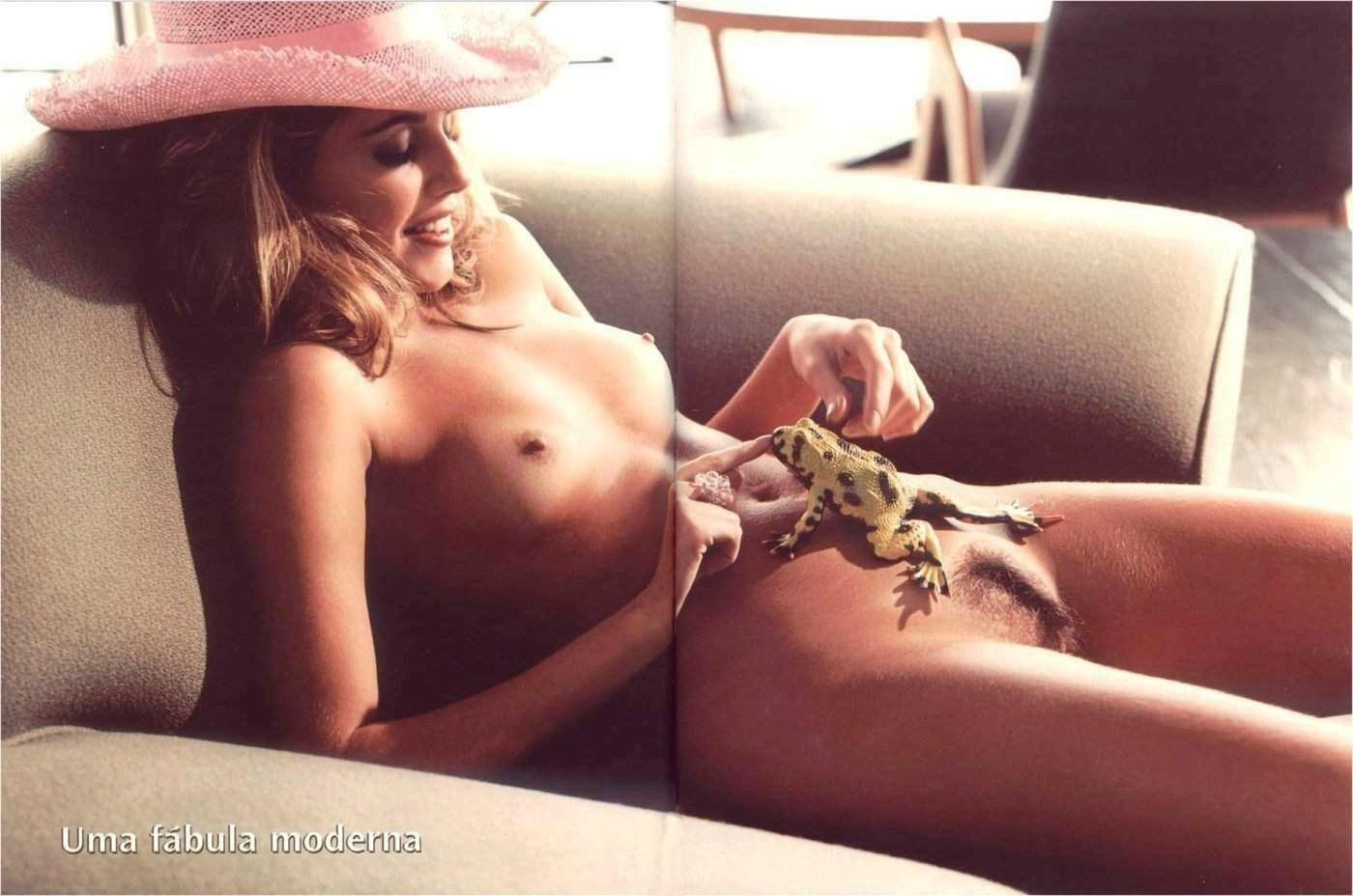 Nude debbie gibson