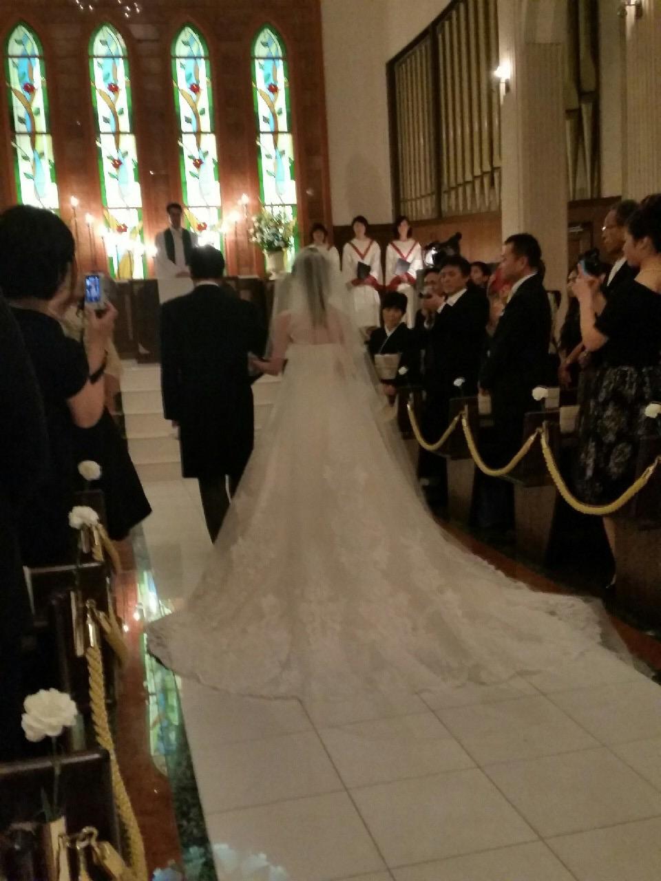 結婚式 ラ セーヌ マリアージュ
