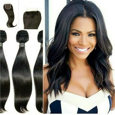 Pretty Girl Hair Collection- 100% Virgin Hair (Malaysian, Brazilian, Indian, Peruvian)