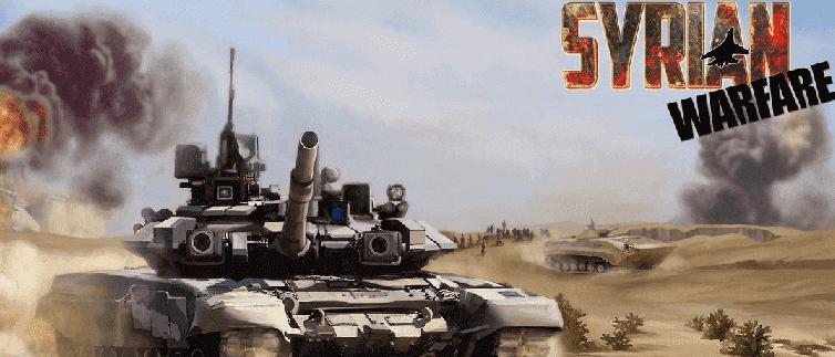 تحميل لعبة syrian warfare للكمبيوتر مضغوطه برابط واحد مباشر