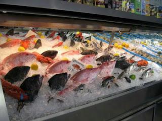 Tips memilih seafood yang masih segar