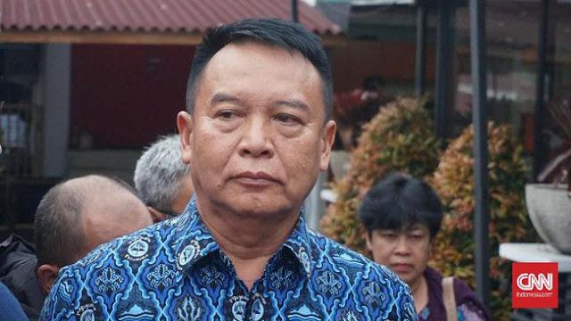 Nah lho! KPK Usut Peran Cagub Jabar TB Hasanuddin di Kasus Bakamla