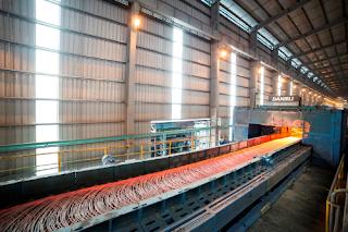 Hòa Phát tung ra 3000 tấn thép rút dây để thay thế thép nhập khẩu