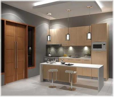 ide desain dapur dan ruang makan