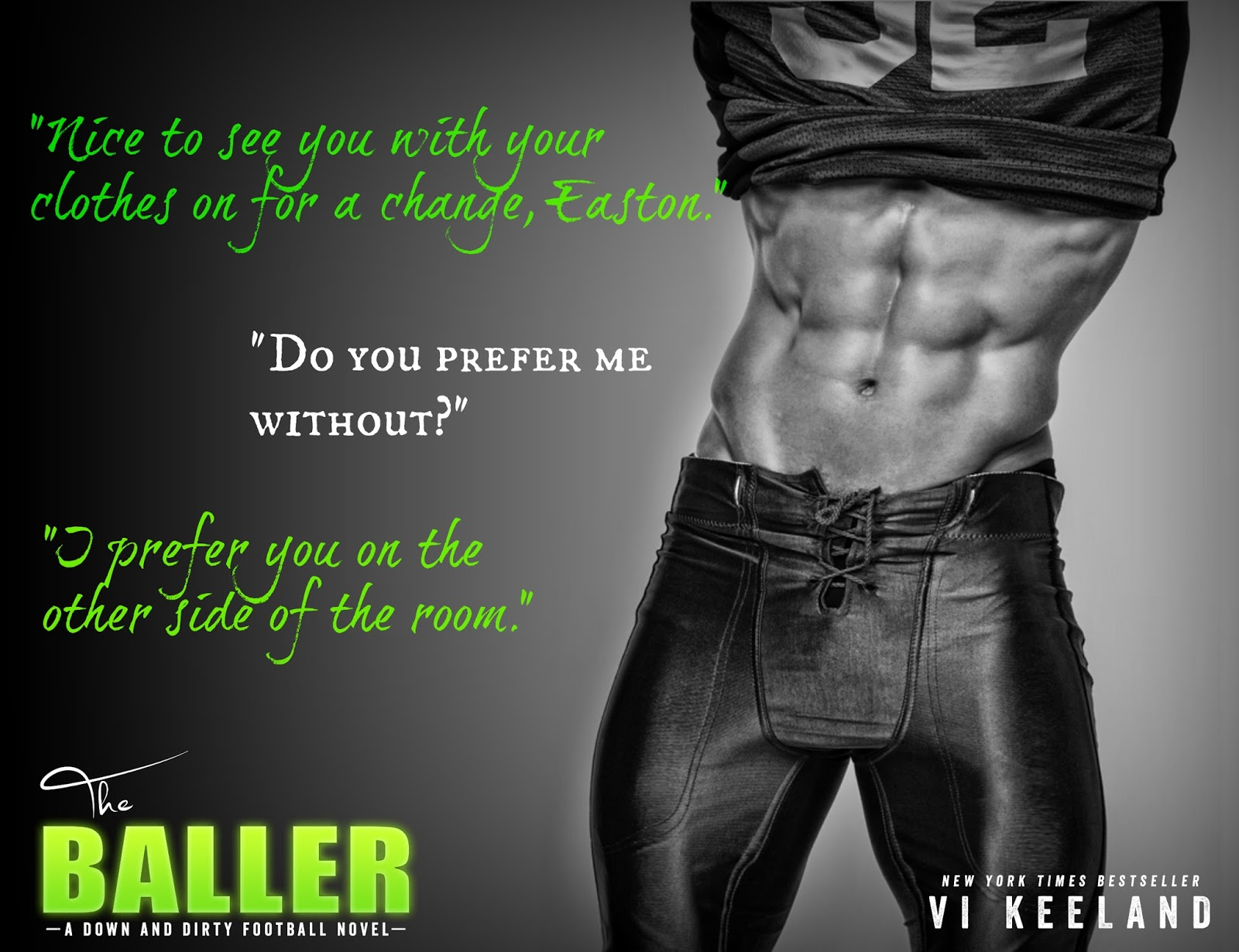 Vi Keeland Libros The Review Loft Teaser The Baller By Vi Keeland