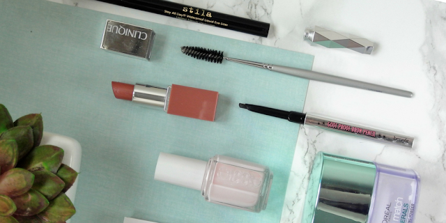 Beauty things I'm useless at victoriabellxo clinique stila essie benefit loreal