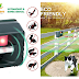 YOYO GARDEN Animal Repeller Battery Eco-Friendly Ultrasonic Expulsion Device