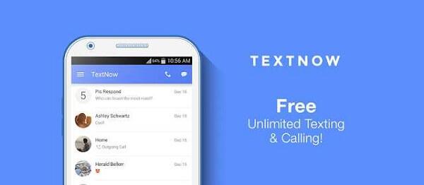أفضل 5 تطبيقات مجانية للاتصال (مكالمات ورسائل نصية غير محدودة)