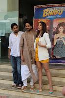Parineeti Chopra with Ayushmann Khurrana at the Launch of Trailer of Meri Pyaari Bindu 047.JPG