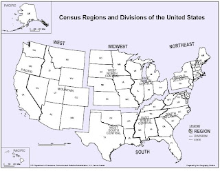 Community Motive RegionalGreater Communities Think Local - Us census regions and divisions map