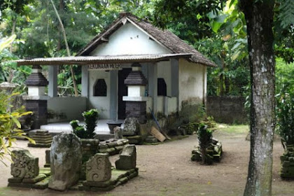 Candi Mleri, Pedharmaan  Sri Wisnu Wardhana