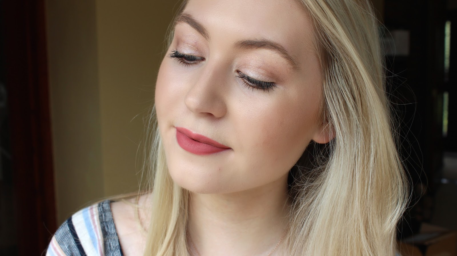 Meg Says Tanya Burr Cosmetics Soft Luxe Collection Swatches Review
