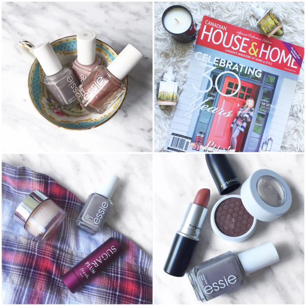 bbloggers, bbloggersca, canadian beauty bloggers, instamonth, beauty blogger, essie, colourpop, mac, velvet teddy, house and home
